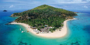 1 fiji castaway island best resorts family vacations