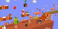 Mushroom Kingdom (SSBGA)