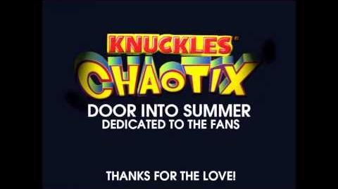 Knuckles Chaotix - Door into Summer remix by Tee Lopes aka teezord