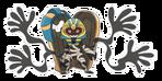 Mega cofagrigus fan made by pokeluka-d6hsevu