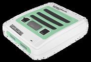 Super Famicom international green