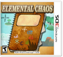 Elemental Chaos Box Cover