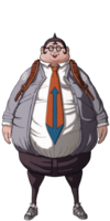 Fatty salesguy