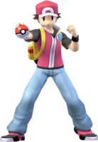 Classic render pokemon trainer