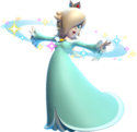Rosalina Artwork - Super Mario 3D World