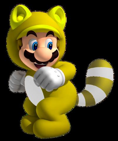File:Invincibility Tanooki Mario.png