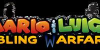 Mario & Luigi: Sibling Warfare