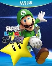 Super luigi galaxy