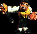 Swanky Kong DKC3