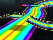 Rainbow roadz