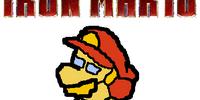 Iron Mario (2013 Movie Character)