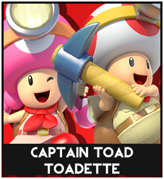Captain ToadSSBV