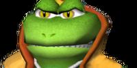 Toad's Time to Shine: Yoshi's Island