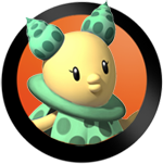 File:MHWii GreenNoki icon.png