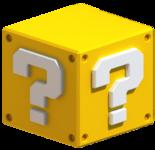 Question Block 3D