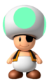Eyepatch Toad
