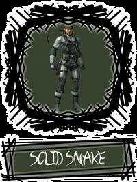 Solid Snake SSBR