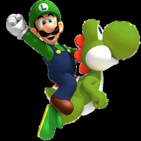 File:Luigigreenyoshi.png