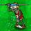 Plants vs Zombies - Pole Vaulter