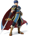 Marth (SSB Evolution)