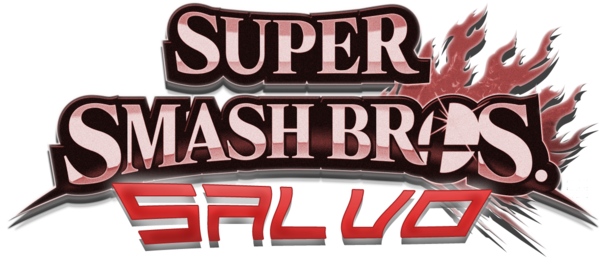 Super Smash Bros. Salvo Logo