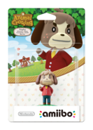 Amiibo - Animal Crossing - Digby - Box
