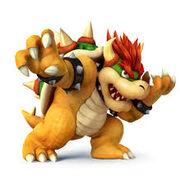 Bowser Smash Bros