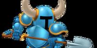 Shovel Knight (Super Smash Bros. Golden Eclipse)