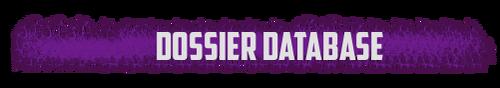 Dossierdatabase banner