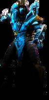 Hanzo blue