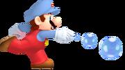 Water Mario MGC