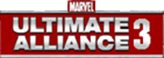 File:Marvel Ultimate Alliance 3 Logo.png