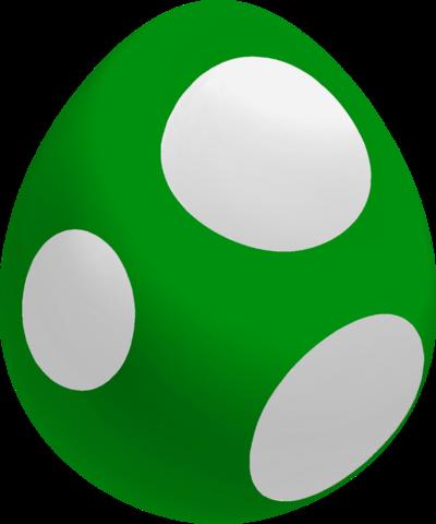 File:Baby Yoshi Egg.png
