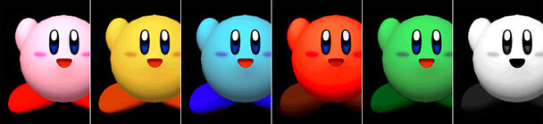 Kirby Palette