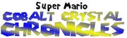 SuperMarioCOBALTCRYSTALCHRONICLESlogo