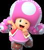 Toadette mushroom