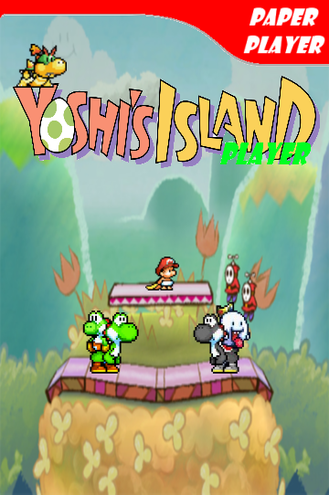 Yoshi's Island Player Boxart