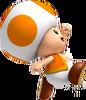 Orange Toad