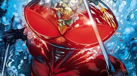 Supervillain Origins Black Manta