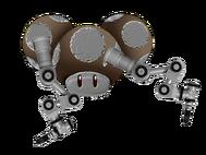 Mecha Mushroom