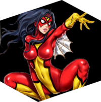 Tkr spider-woman