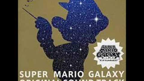 Into the Galaxy (Super Mario Galaxy)