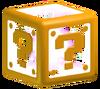 Orange Mystery Box