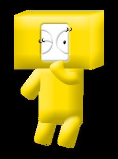 YellowtheHood'em3D