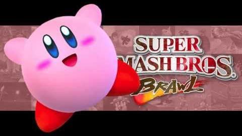 Gourmet Race (Super Smash Bros