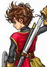 Dragon quest swords conceptart HyEWP