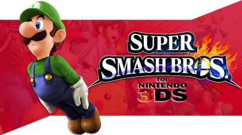 Try, Try Again (Super Smash Bros
