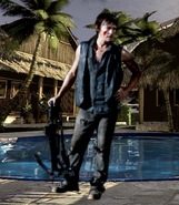 (The Walking Dead) Daryl Dixon