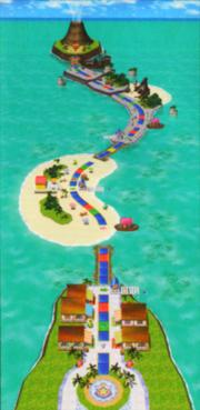 Goomba's Booty Boardwalk