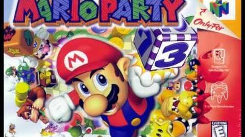 Mario Party - Mushroom Mix-Up Mini-game